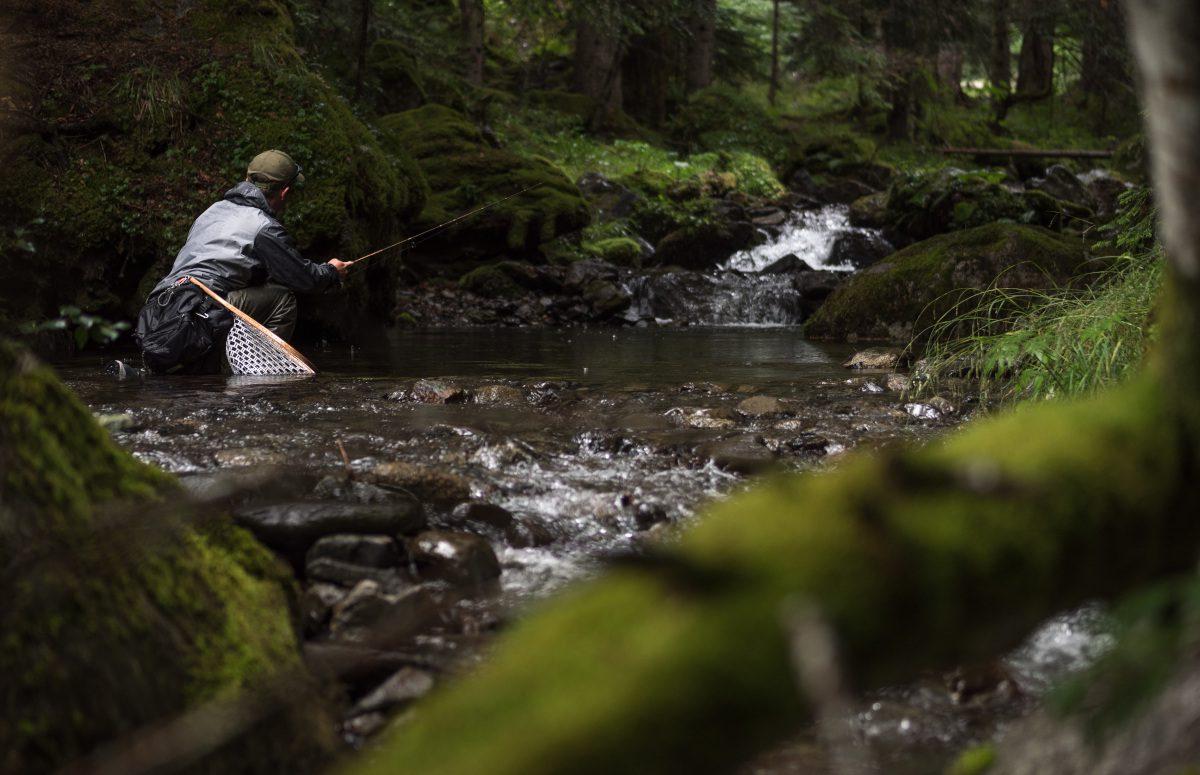 pêche en ultra léger